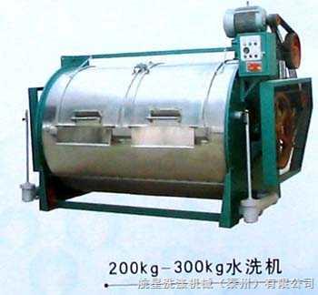 100kg-400kg牛仔石磨水洗机