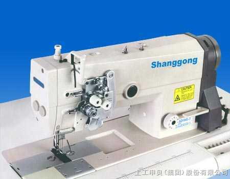 GD842高速双针平缝机