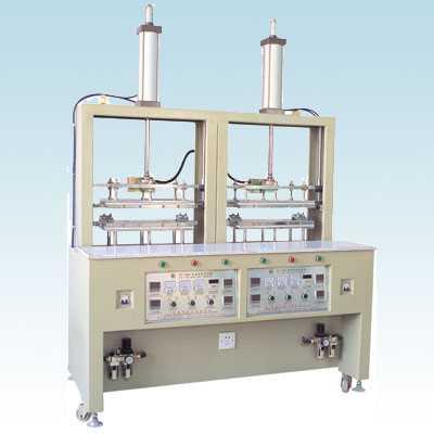 气动罩杯定型机,bra cup molding machine