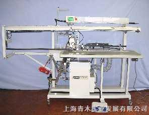 日本YUHO 新ショートシーマー1000(液晶パネル仕様)U-2801-D/1000全自动缝纫机