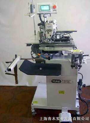 日本YUHO ザ?ダーツシーマー(液晶パネル仕様) U-3002-D全自动缝纫机
